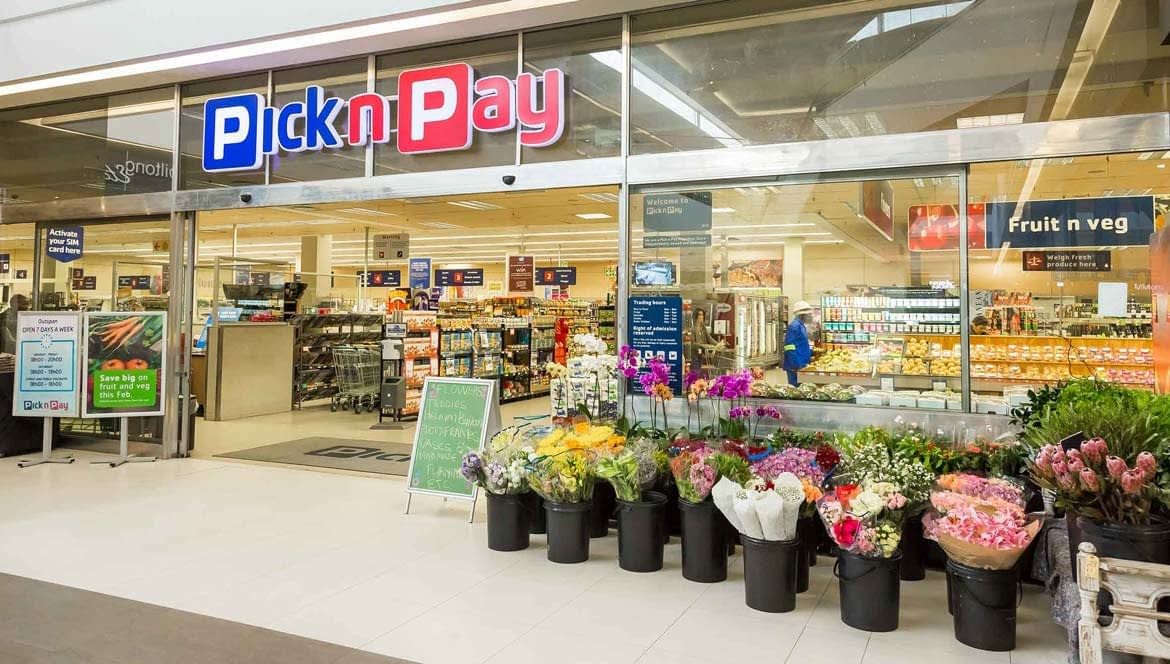 Pick n Pay payments